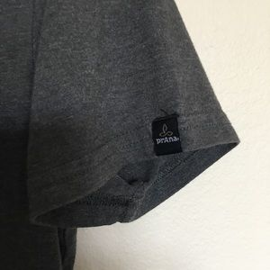 Prana Shirts - 3/$25 SALE prAna Cotton Blend Pocket Gray Tee